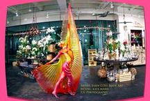 2014 Living Art America Body Art Painting /  Living Art America #LivingArtAmerica #Bodiesasworkofart #BodyArt #BodyPainting  Model: Cristina RainFlower Holt E37 Photography by Ralph Williams