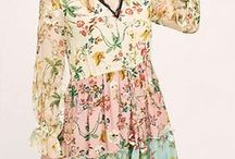 ANTHROPOLOGIE Picks & Outfits / My favorite picks from Anthropologie's catalog of clothing, shoes, accessories, home decor, and gifts. Anthropologie is one of my favorite shopping destinations with their eclectic, romantic, and whimsical aesthetic.