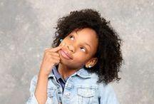 Children / All about the children #children #naturalhair #models