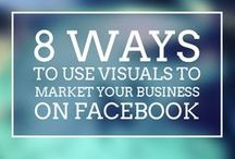 Facebook Marketing / Facebook marketing hacks and basics to be successful with your Facebook profile in your online business