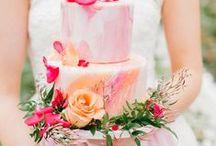 Watercolour Wedding Inspiration