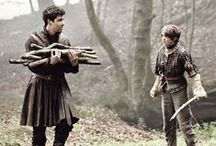 Gendry/Arya
