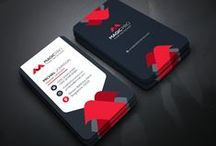Business Card Design / Showcase of beautiful and creative business cards for inspiration.