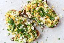 bread, toast, cracker & sandwich