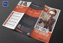 Inspiration | Brochures / Showcase of beautiful and creative brochures for inspiration.