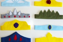 DIY for the Kids / Toys, Accessories, Dress-Up, Art, etc... / by Jenn Malone
