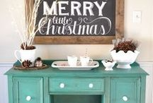 Holidays: Christmas / This board is full of DIY ideas anyone can re-create. You will find budget friendly holiday decor, recipes, and fun! / by Refresh Restyle Debbie Westbrooks