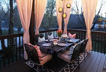 outdoor oasis / by MrsMommaBee