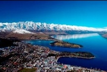 New Zealand / Places to see/eat/drink in New Zealand / by Kristyn Coutts
