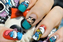 Nail Design Ideas / by Erica Hersh