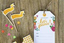 Zeit für Picknick! || Picnic Inspiration
