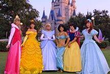 Princesses! :) / by Gabby