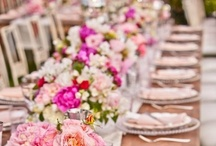 Extravagant Tablescapes / Dress your table like you dress yourself!  A tablescape has the power to transform your party.