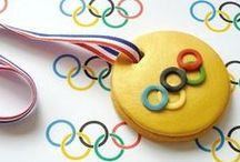 Olympics Fun / Ideas for celebrating the Olympics with kids and family.