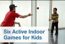 Indoor Play / Indoor Recess / by Playworks