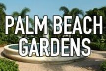PALM BEACH GARDENS / Homes in Palm Beach Gardens are unique, robust and opulent. They have a fabulous South Florida look and feel and they offer a great community to live in. THIS IS A SPAM-FREE ZONE! PLEASE STAY ON CONTENT AND BE COURTEOUS. IF YOU WOULD LIKE TO JOIN THIS BOARD, PLEASE LEAVE A COMMENT ON A PIN. #palmbeachgardens #palmbeachcounty #realestate http://www.waterfront-properties.com/palmbeachgardensrealestate.php