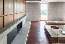 Brüt Beton | Exposed concrete
