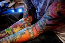 Like it, Love it, Ink it! / Tattoos!!!!! <3 / by Stephani Davis