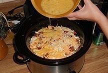 My Slow Cooker Meals / Crock pot recipe's :)