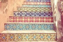 stairs / by ACME Party Box Company