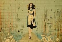 Alice in Wonderland / by Kristyn Coutts