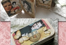Altered Tins / by Dawn <3