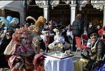 Venice Carnival - Costumes, Food, Magic
