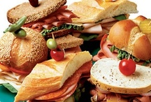 Food: Sandwiches Galore / by Irene Kusters Berney