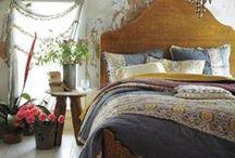 Bedrooms / by Miranda Hayden
