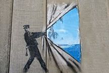 Exit Through The Gift Shop / Street art. Bansky. Graffiti.