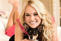 She's Just So Pretty: Carrie Underwood / by Ginny Heiser