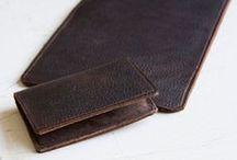 Skórzane portfele męskie / Różne wariacje na temat portfela męskiego.