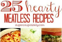 Food: Meatless Recipes / by Irene Kusters Berney