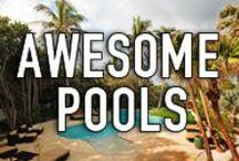 AWESOME POOLS / South Florida homes are known for the best in luxury living and lifestyle. They often include some truly awesome pools that are sure to exceed any and all of your expectations. THIS IS A SPAM-FREE ZONE! PLEASE STAY ON CONTENT AND BE COURTEOUS. IF YOU WOULD LIKE TO JOIN THIS BOARD, PLEASE LEAVE A COMMENT ON A PIN. #waterfrontproperties #awesomepools #sofla http://waterfrontpropertiesblog.com