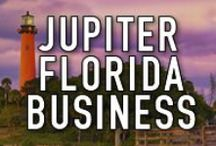 JUPITER FLORIDA BUSINESSES / This board is dedicated to the business and commerce of the south Florida city of JUPITER, FL. Please feel free to post all business and commerce information about the city of Jupiter. THIS IS A SPAM-FREE ZONE! PLEASE STAY ON CONTENT AND BE COURTEOUS. IF YOU WOULD LIKE TO JOIN THIS BOARD, PLEASE LEAVE A COMMENT ON A PIN. #jupiterfl #jupiterflorida http://www.waterfront-properties.com/jupiterrealestate.php