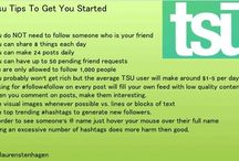 Tsu / Everything you need to know about tsu!  Are you already on tsu? https://www.tsu.co/laurenstenhagen #tsu