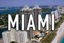 MIAMI / Miami is the jewel of South Florida! This is a historic city wrapped in an exciting and vibrant past. This Pinterest board is devoted to the amazing city of Miami. THIS IS A SPAM-FREE ZONE! PLEASE STAY ON CONTENT AND BE COURTEOUS. IF YOU WOULD LIKE TO JOIN THIS BOARD, PLEASE LEAVE A COMMENT ON A PIN.  #Miami #SoFla  http://www.waterfront-properties.com/