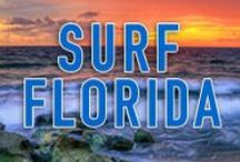 SURF FLORIDA / Florida is a wonderful warm and tropical oasis that boasts a truly fantastic surf scene. The beaches here are full of fabulous waves that are sure to exceed all your expectations. This board is designed to showcase anything and everything related to surfing in Florida. THIS IS A SPAM-FREE ZONE! PLEASE STAY ON CONTENT AND BE COURTEOUS. IF YOU WOULD LIKE TO JOIN THIS BOARD, PLEASE LEAVE A COMMENT ON A PIN. #surfflorida #surfing #florida http://www.waterfront-properties.com/