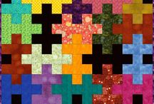 Quilt Ideas / by Patricia Fix