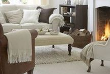 Home Ideas: Living Room / All about fabulous and functional living rooms.