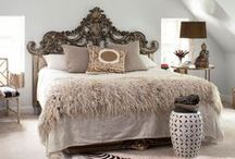 Home Ideas: Bedroom / All about gorgeous bedrooms! / by Refresh Restyle Debbie Westbrooks