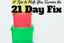 Shakeology and 21 day fix