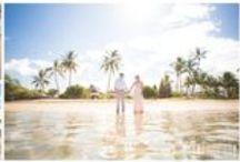 Maui Honeymoon Portraits / See gorgeous Maui honeymoon portraits on the beach and venues of Maui, Hawaii