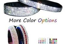 Customized Dog Collars / When you're searching for unique, fancy dog collars, there's no beating Dog Collar Fancy. We specialize in creating customized crystal pet collars for dogs and cats! From personalized pet collars for dogs and cats to custom pet collars with color and crystal options. Visit us at http://www.dogcollarfancy.com