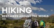 ❤ Hiking and Trekking ❤︎ / A board for all hiking lovers. Discover the best hiking trails around the world, from short and easy hikes to long distance treks.