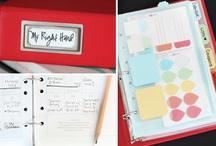 Organization / by Michelle Blakley Angell