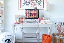 Home Office Ideas / Home Office Ideas - Ideas for decorating your home office, beautiful home office supplies and office supply sources