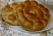 Challah/Breads / by Yael Wolf