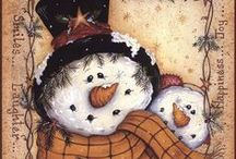 SEASONS Snowmen / Snowmen