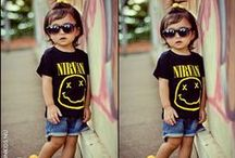 Baby and Children's Sunglasses / Check out these frames for your little ones.